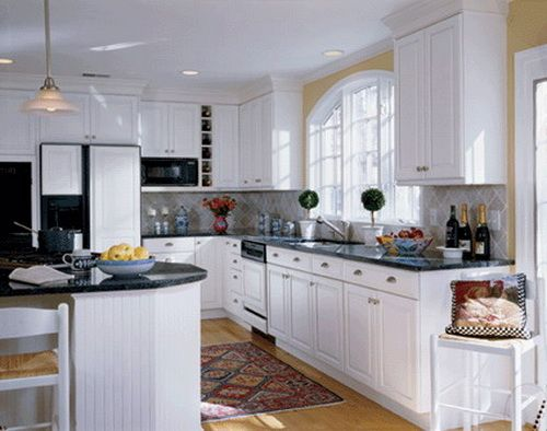 Beautiful Menards White Kitchen Cabinets
