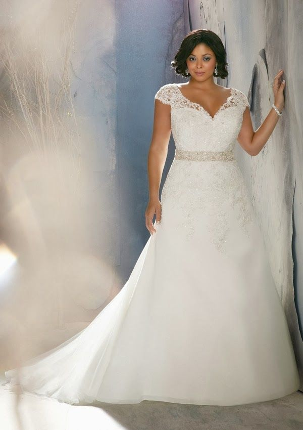 7ffd06359ad Plus Size Wedding Dresses from Julietta by Mori Lee