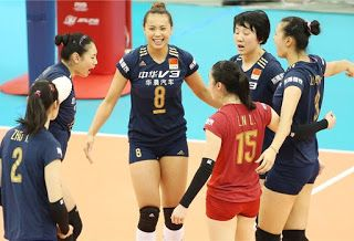 Blog Esportivo do Suíço:  China vence Copa do Mundo feminina de vôlei e garante vaga nos Jogos Olímpicos