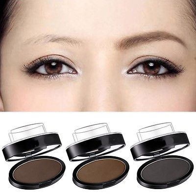 how to get straight eyebrows korean