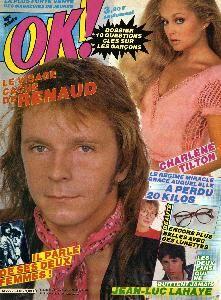 ok magazine années 80   Merci Renaud infiniment