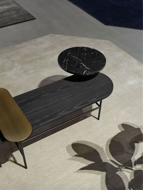 Palette Desk JH7 designed by Jaime Hayon for &tradition.