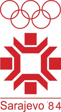 1984 Olympic Games logo