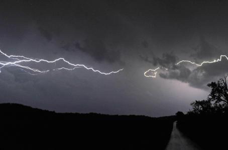 Unwetterwarnung für Teile Frankens
