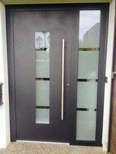 Haustür milchglas  11 besten Haustür/ Eingang Bilder auf Pinterest | Umbau, Eingang ...