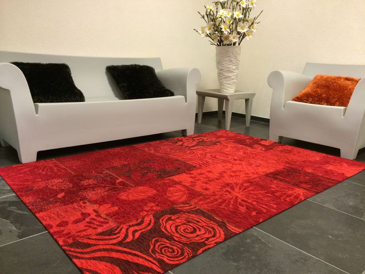 Jacquard woven patchwork carpet. Available in many different sizes + world wide delivery ! Check it out @ www.floorpassion.nl