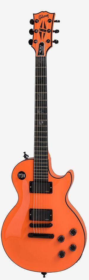 Gibson Les Paul Custom Chambered Blackout model #customguitars