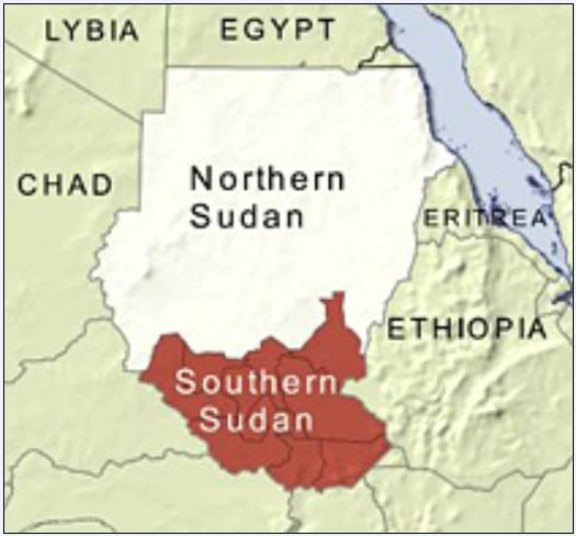on July 9, 2011 south Sudanese had a majority vote of 98.83% to split from the north because of religious and ethnic diffrences.Just two years later the new freed country went into civil war because the president (a Dinka) fired the vice president and his guards (a Nuer) this was considered racist because the president thought they were attempting a coup. The job(s) were such an honor and being fired from them mad the Nuer people mad.