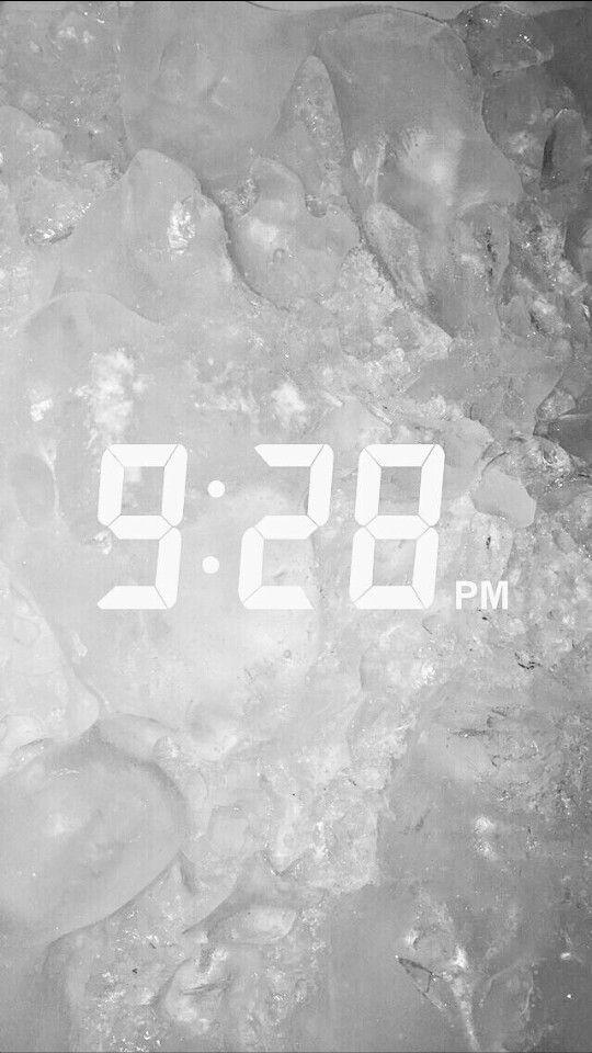 Ice  #snapchat love pic💖