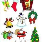 Christmas Clipart {FREE}