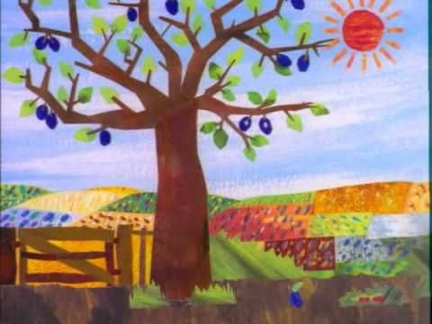 The best video of The Very Hungry Caterpillar by Eric Carle