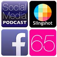 Facebook's Slingshot might cause problems for those with social media prenups' - Social Media Podcast 65