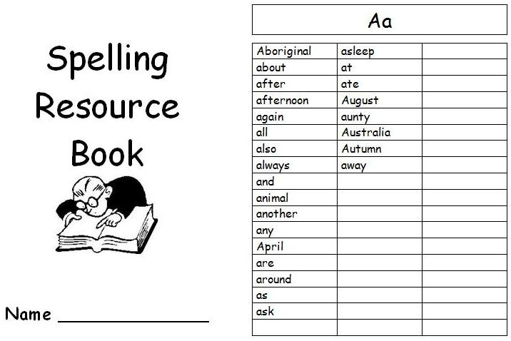 Literacy Skills Test Spelling Words The Student Room