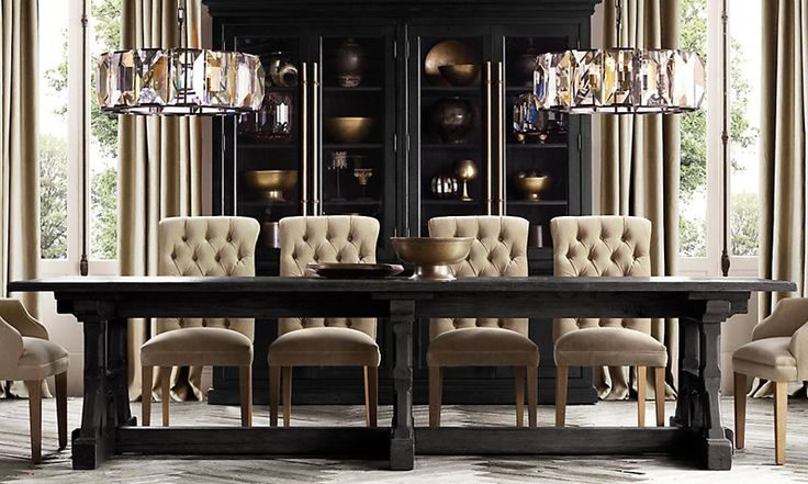 40 best images about eichholtz on pinterest furniture cabinets and living room designs - Small spaces restoration hardware set ...