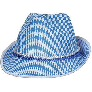 Oktoberfest Costume Accessories Alpine Hat Each