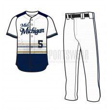 Custom Baseball Jerseys - Design Your Own Custom Baseball Uniforms