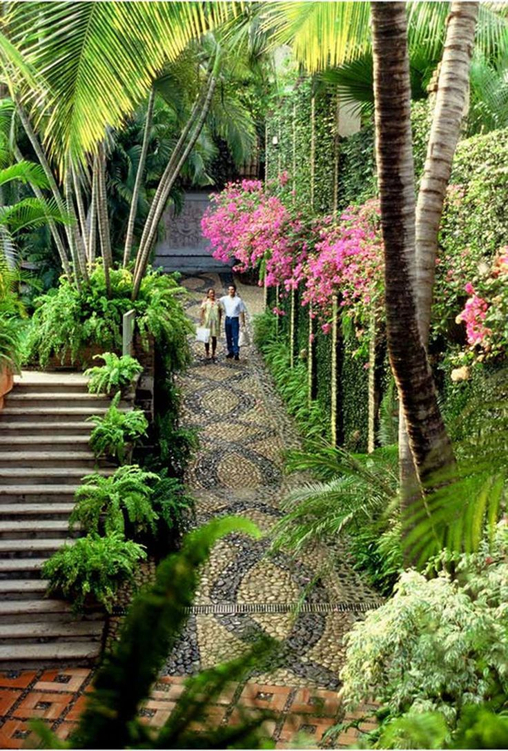 The Ultimate Revelation Of Tropical Landscaping 80