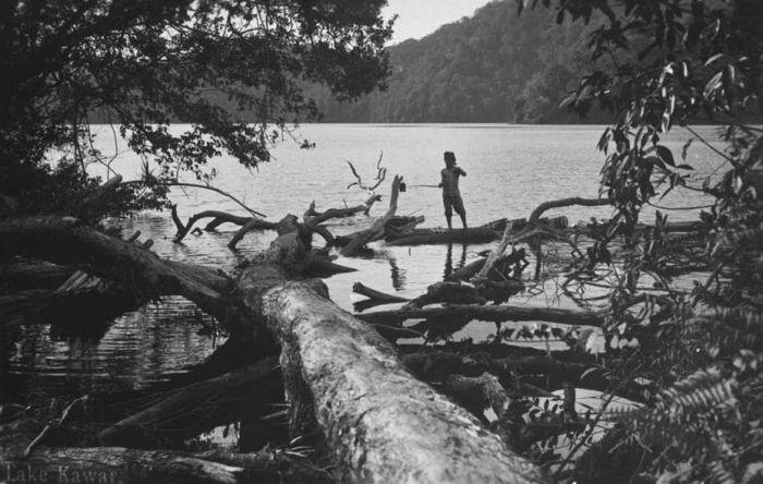 Danau Lau Kawar (1910-1925)