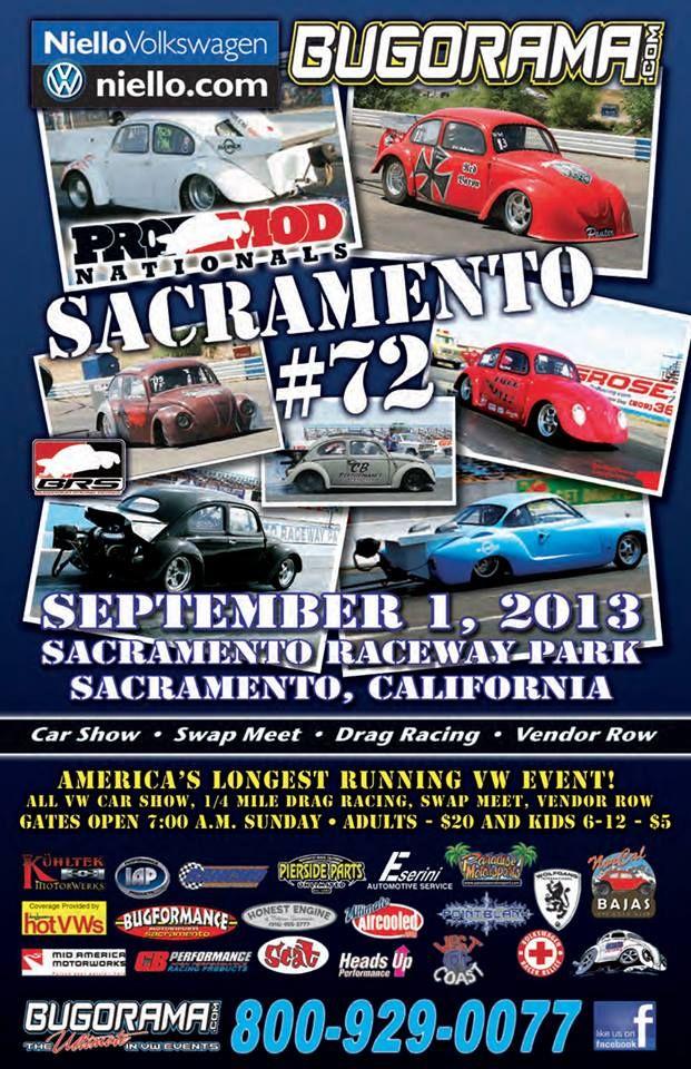 Sacramento Bugorama 2015 Autos Post