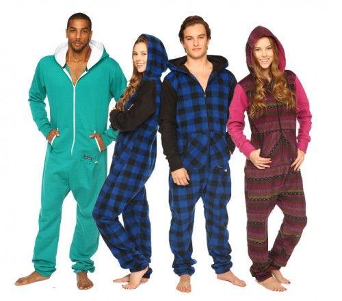 Pijamas Enterizos para el Invierno #enterizo #pijama #frio