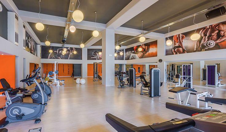 Gym, Kos island, Greece, 2015. Design by Harry Papaioannou & Associates.