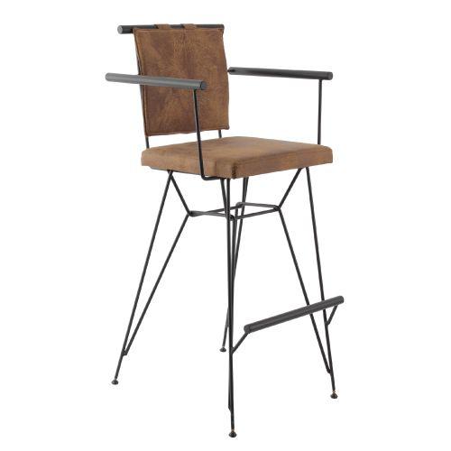 Endüstriyel Metal Bar Sandalyesi PYZ-S10 Endüstriyel Metal Bar Sandalyesi İncelemekte olduğunuz ürün metal gövde üzerine statik boyalıdır.Bar Sandalyeleri..