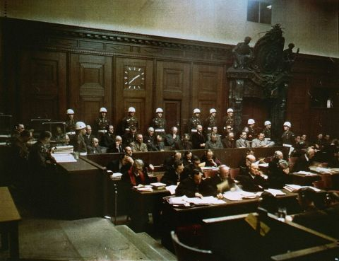 Combating Holocaust Denial: Evidence of the Holocaust presented at Nuremberg