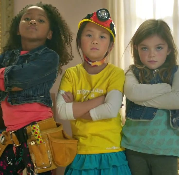This video of 3 little girls rapping to Beastie Boys about their engineering dreams is EVERYTHING.