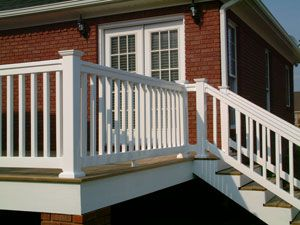 At Great Railing we offer vinyl railing & decking along with fypon fascia board to help complete your own deck project. Fascia, or rim board, Is what you put around the ends of your deck to give it a nice finishing touch. Contact us today for more information on how to get started building your own dream deck at a discounted price! greatrailing.com