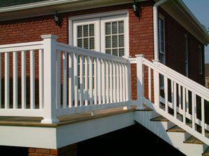 13 best deck inspiration images on pinterest decks for Fypon railing