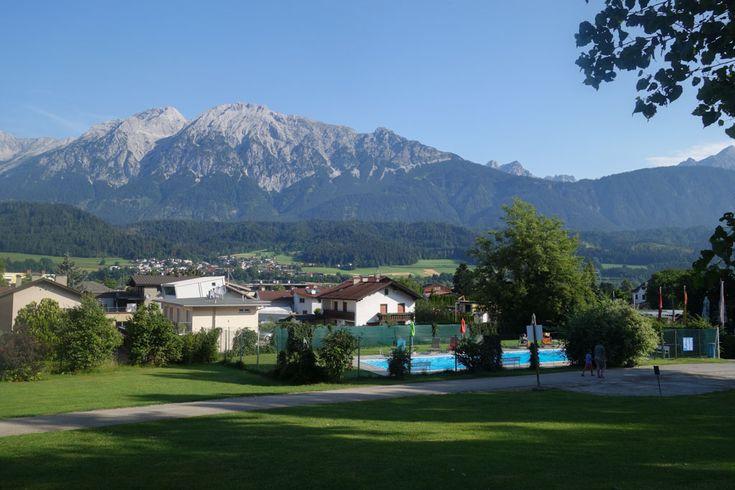 Oostenrijk - kleinschalige camping