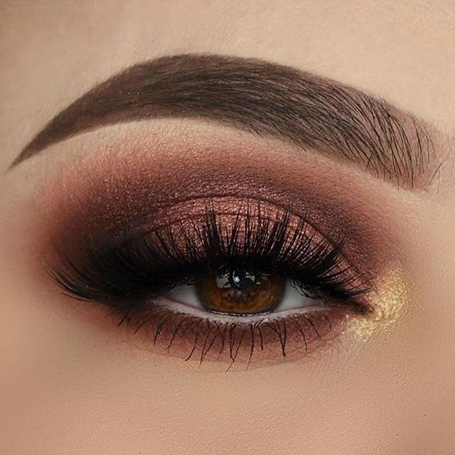 35 Hottest Eye Makeup Looks For Day And Evening , eye shadow #eyemakeup #makeup …