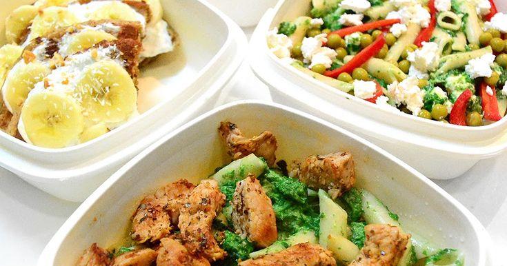 Witam     Lunchboxy na jutro     Łatwo, zdrowo kolorowo.   Zajmuje mi to nie całą godzinę pracy.           5 posiłków     Śniadanie ows...