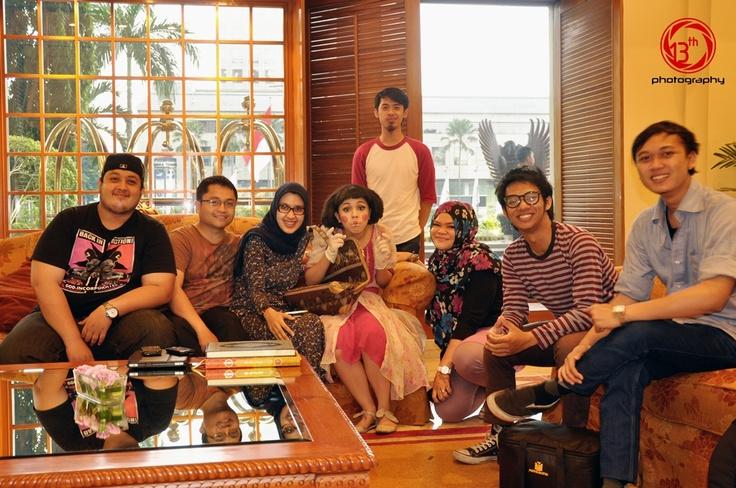 Sari Pan Pasific, Jakarta-Indonesia