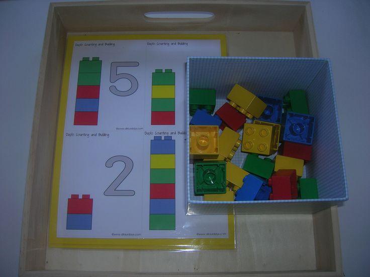 1000 images about ateliers autonomes on pinterest - Modele de construction lego ...