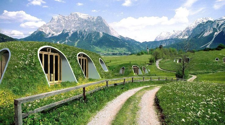 Domek Hobbita, który może zbudować każdy… i to już w trzy dni | Dobre Wiadomości