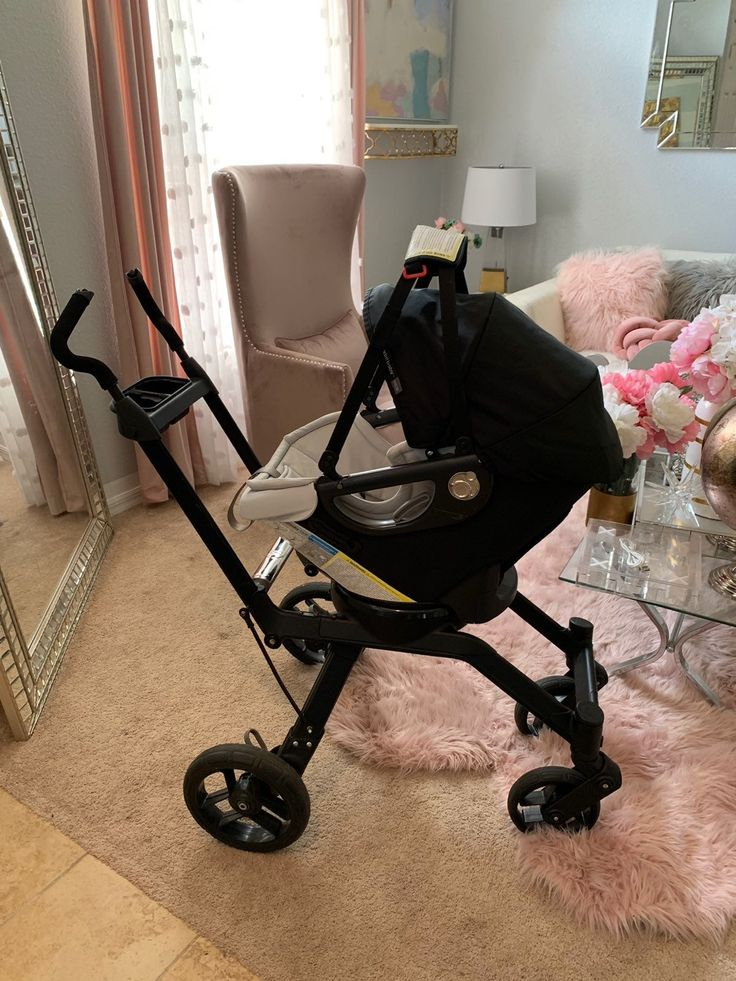 Orbit baby infant car seat with stroller. I also have the