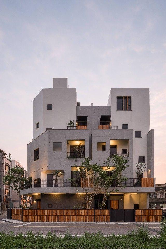 2017金點設計獎標章作品 枝光院 欣建築 欣傳媒建築設計頻道 Architecture House Styles House