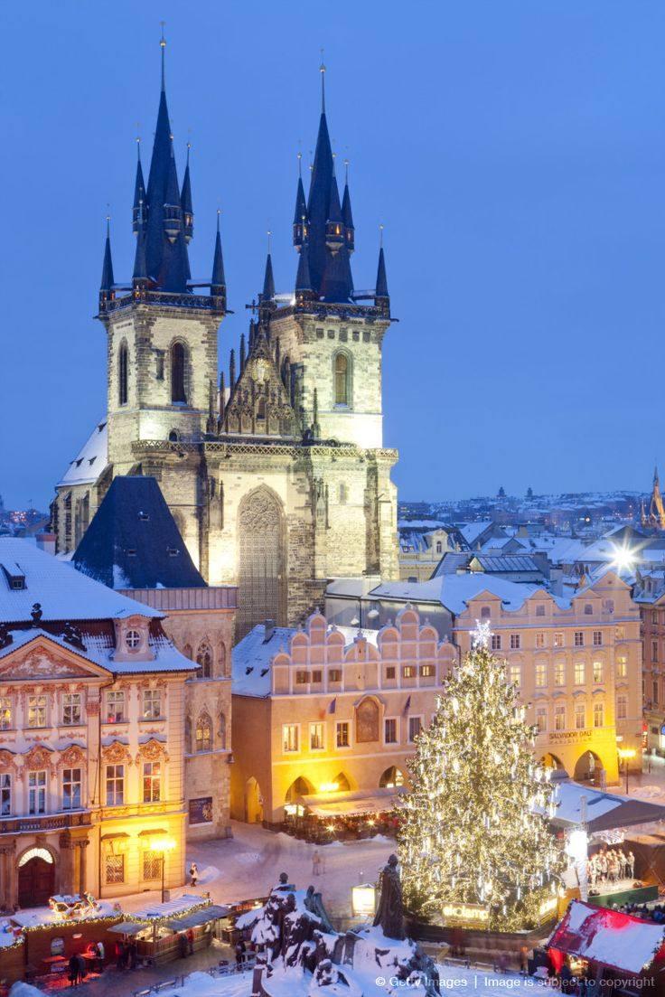 Prague, Christmas market....loved Prague in the summer, now want to go back in the winter!