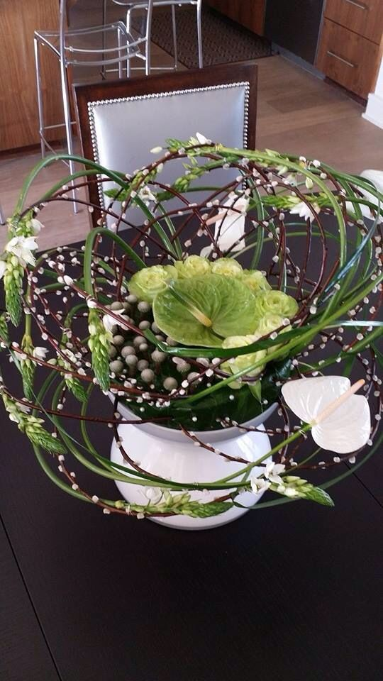 Amazing centerpiece | Uploaded by Arcadia Floral & Home Decor - Houston TX