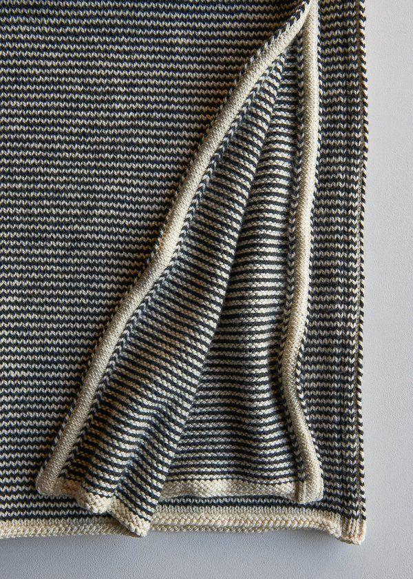 Learn-to-Love-Steeks Blanket | Purl Soho