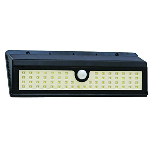Outdoor Décor-Sogrand 62LED 4 Modes Solar LightsMotion Sensor LightSolar Security LightSolar Motion Light for WallPatioGardenDeckShedLawnFencePathway and Driveway -- Visit the image link more details.