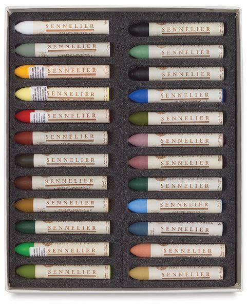 Sennelier Oil Pastel Sets - BLICK art materials
