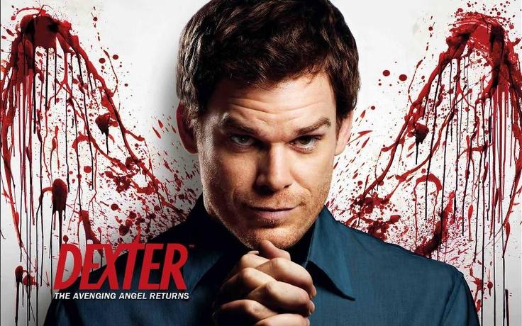 DEXTER : A Blood Spatter Analyst.. Yeah Sure !!