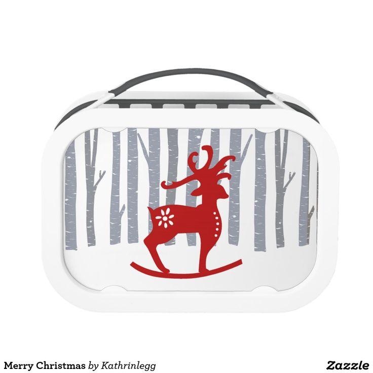 Merry Christmas Lunchbox