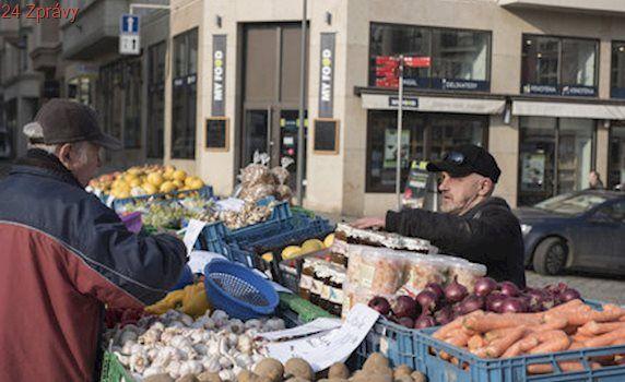 Zimní pauza končí: Na »Zelňáku« začaly farmářské trhy!