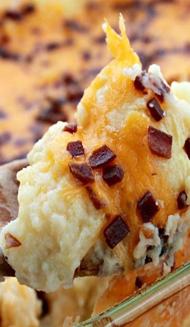 ... Potatoes on Pinterest | Potatoes, Mashed potatoes and Potato casserole