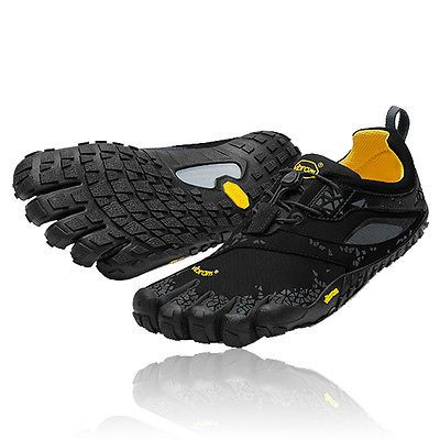 Designed for the minimalist trail runner, the women's Vibram FiveFingers  Spyridon MR Trail Running Shoes offer aggressive traction, foot sole  protection and ...