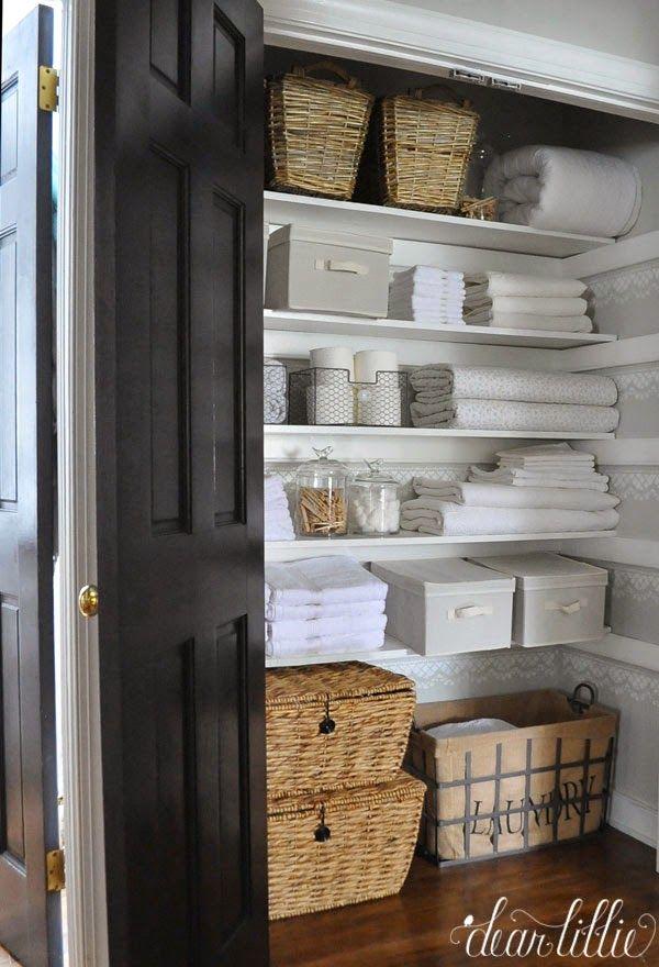 18 Beautifully Organized and Inspiring Closets