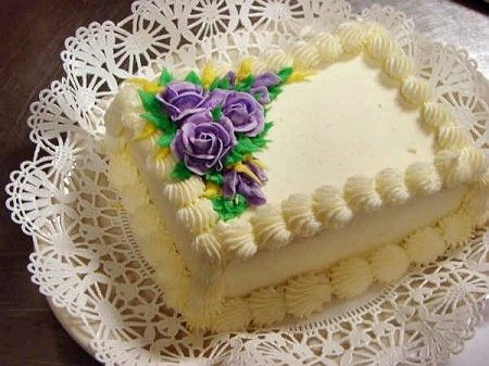 Cake Decorating Ideas For Rectangle Cakes